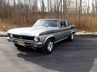 1970 Chevrolet Nova Ice Cold Vintage Air, & All New Suspension 1970 Chevrolet Nova