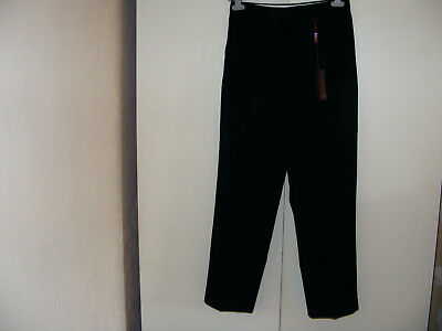 Boys  Romano  Black  Trousers  Size 14  New  With  Tags  Approx. Age 14/15 Years