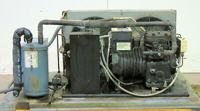 ICS Refrigeration Unit ITT1246 Copeland LAHA-0310-TAC-100 Compressor - Stock #02