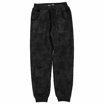 No Fear Camo Jog Jeans Youngster Boys Chino Pants Trousers Bottoms Chinos Cotton