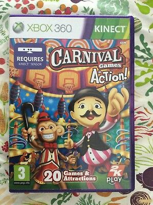 Carnival Games In Action Monkey See Do Xbox 360 Some Easy Achievements Kinect