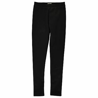 Crafted Lined Leggings Youngster Girls Pants Trousers Bottoms Lightweight Warm