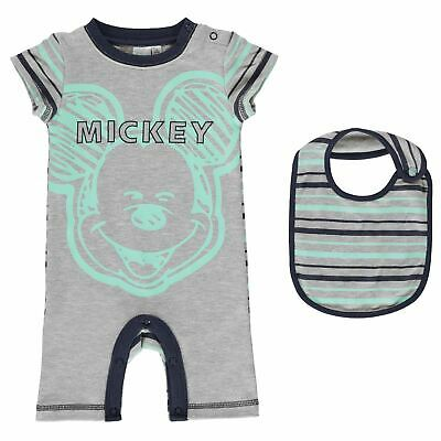 Character Short Sleeve Romper Set Babies Baby Childrens Rompers Sleep Suit Crew