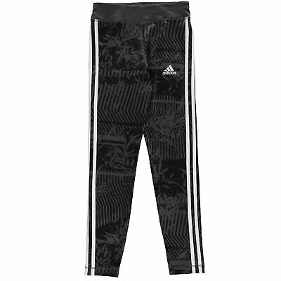 adidas EQ Sport Activity Tights Youngster Girls Performance Pants Trousers