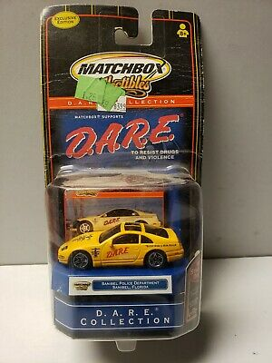 MATCHBOX 1:64 SCALE DARE Collection LAFAYETTE POLICE