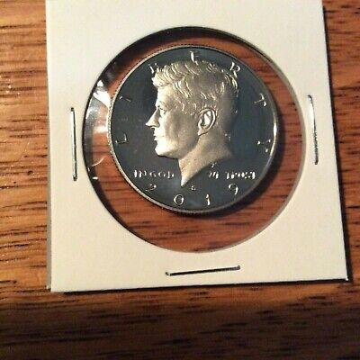 2019 SILVER Kennedy Half Dollar Proof from complete US Proof Set