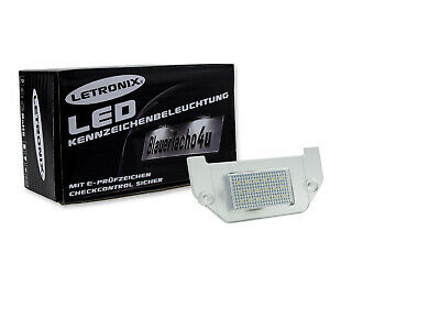 LETRONIX SMD LED Kennzeichenbeleuchtung Module Dodge Charger 2006-2014