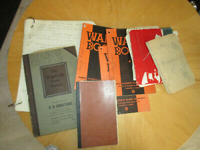 LOT OF 3 Vintage Cooking System Manuals, T-Fal, Wearever ...