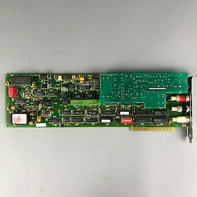 Keithley PCIP-DMM/A 1SA-BUS4-1/2 Digit Multimeter Card PC8202 14218 REV 2
