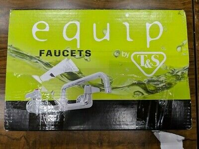 T&S Commercial Faucets 5F-8WLX12