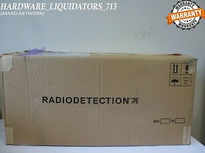 NEW Radiodetection RD7100 DL w/ TX-10 watt Cable/Pipe Utility  **(FAST SHIPPING)