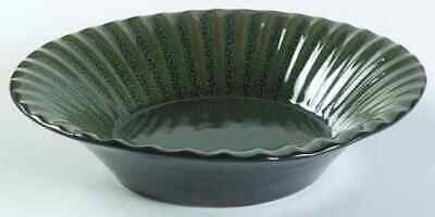 Gibson Designs CISTERNA-GREEN Soup Cereal Bowl 6729234