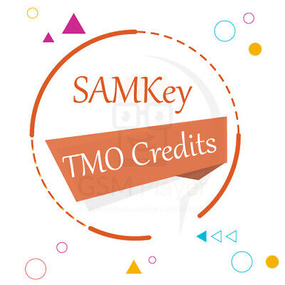 SamKey TMO Server Credits to unlock T-Mobile, MetroPCS, Verizon, Sprint Samsung