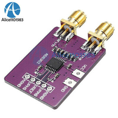 AD8302 RF/IF Amplitude Phase Detector Logarithmic Amplifier Bandwidth Module