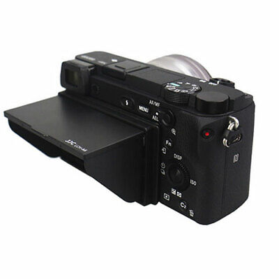 LCH-A6 LCD Hood is compatible with Sony A6300 A6000 A6400 A6500 cameras