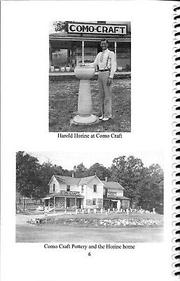 The History of Ozark Roadside Tourist Pottery New book Well researched New Info