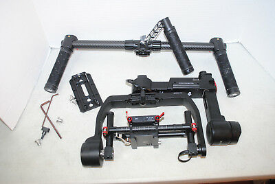 DJI Ronin M 3-Axis Brushless gimbal Stabilizer  as-is parts repairs
