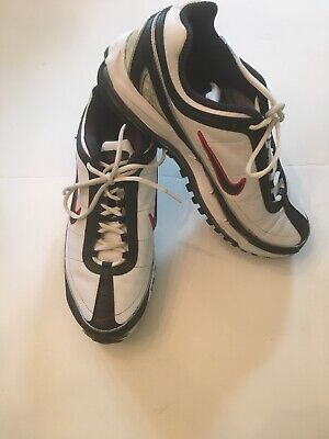 NIKE MAX AIR 2007 Men's Running Shoes Size 12 White $32.40
