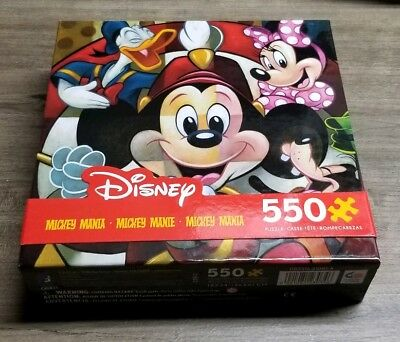 CEACO DISNEY Mickey Mania Leader of the Club Puzzle 550 Pc 18