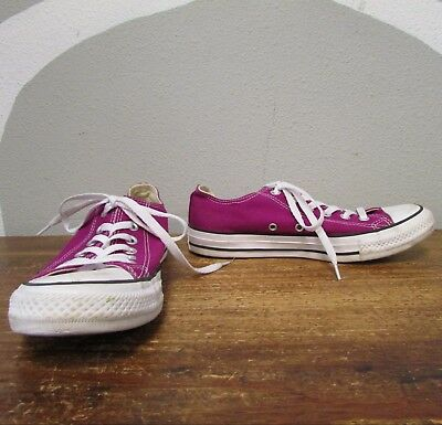 d2ef85830445dd CONVERSE All Star Chuck Taylor CT OX LOW Pink Sapphire Mens 6 Wmns 8 -  155573F