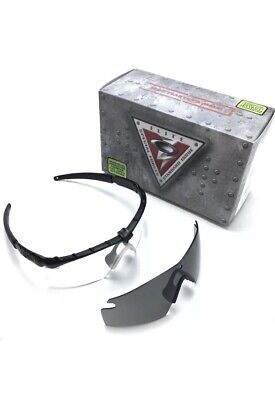 43eb37bfe2 Authentic Oakley SI Ballistic M Frame 2.0 Military Safety Shooting Glasses  Kit
