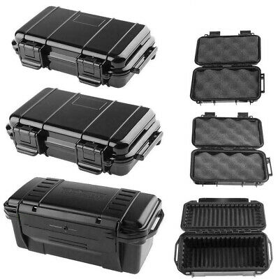 ABS Plastic Waterproof Shockproof Sealed Storage Case Outdoor Tool Dry Box