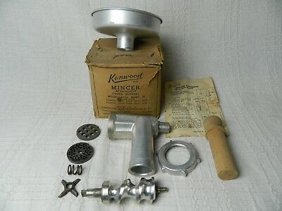 Kenwood Chef A716 Mincer Attachment Accessory Vintage A700 A706