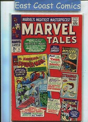 Marvel Tales #9 - Reprints Amazing Spider-Man #14 - Very Fine  - Marvel