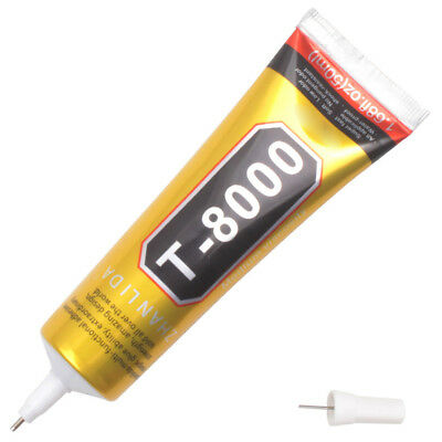 JT_ T-8000 Multi-purpose 50ml Glue for Jewelry handicrafts Phone and Others Pe