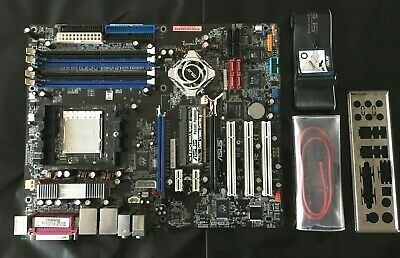 ASUS A8N SLI DELUXE DRIVERS