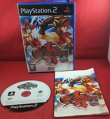 Guilty Gear X2 #Reload (Sony PlayStation 2) VGC