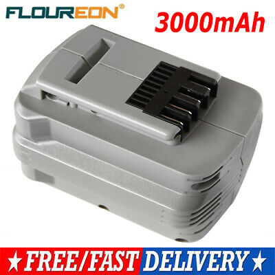 FLOUREON 24V 3000mAh Ni-MH Rechargeable Battery Pack For DEWALT DC222KA DC222KB