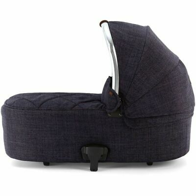 Mamas & Pappas Armadillo  Bassinet/Carrycot Dark Navy