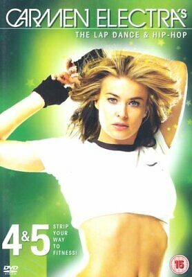 Carmen Electra: Lap Dance And Hip Hop  DVD (2005)