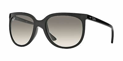 2d0e8bad1f Ray-Ban RB4126 601 32 57mm Black Frame Crystal Grey Gradient Lens Sunglasses