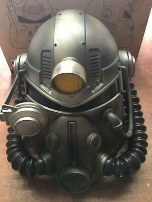 Bethesda Fallout 76 Power Armor Helmet Game Collectors Edition Playstation 4 Ps4