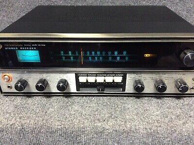 Kenwood Vintage KR-4140 1970s, Very Clean Unit, Nice Piece