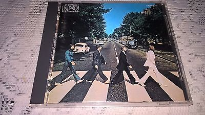 BEATLES Abbey Road CD Japan CP35-3016 31  1st press MFD by CBS SONY