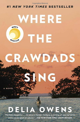 Where the Crawdads Sing Hardcover – August 14, 2018 FREE Ship