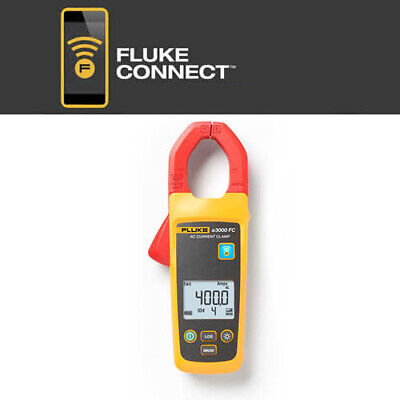 Fluke A3000 FC Wireless TRMS AC Current Clamp Module, Fluke Connect