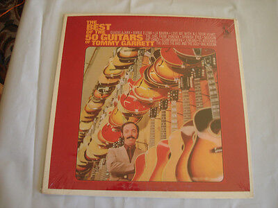 Tommy Garrett THE BEST OF THE 50 GUITARS OF  Liberty LSS-14045 Sealed