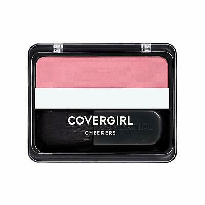 CoverGirl Cheekers Blush, 0.12 oz, #110 Classic Pink