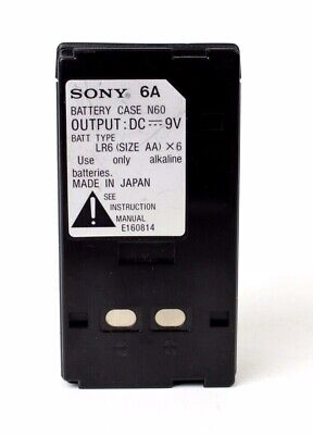 Sony 7C N60 AA Battery Adapter Case Pack (7CN60) **FREE UK P&P**