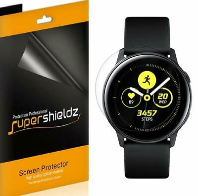 3X Supershieldz Clear Screen Protector for Samsung Galaxy Watch Active 40mm