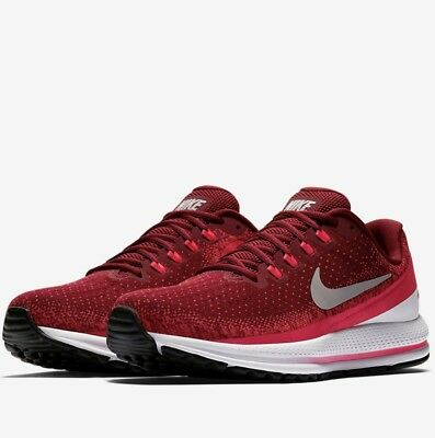 purchase cheap 43d93 602df Nike AIR ZOOM VOMERO 13 UK 8 EU 42.5 Red Running