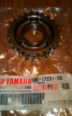Yamaha 5BE-17151-00-00 GEAR  5TH PINION
