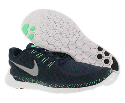 a56b79b33b577 NIKE FREE 5.0 Flash Mens Training Running Shoes 685168 003 Silver ...