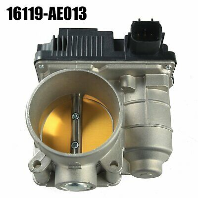 Throttle Body with Sensors fit 2005-06 for Nissan X-Trail 2.5L 16119JF00B atp