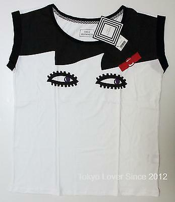 UNIQLO x LULU GUINNESS Graphic Short Sleeve T-shirt from Japan New
