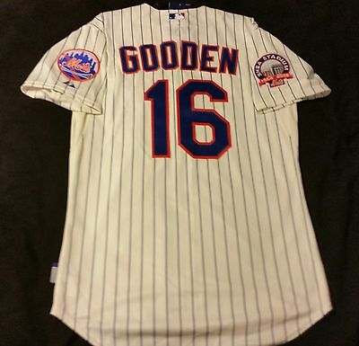 1d783cc99cc NEW YORK METS jersey  200 Majestic Authentic on field cool base home ...